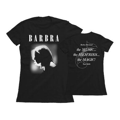 The Music The Mem'ries The Magic 2016 Tour T-Shirt 1