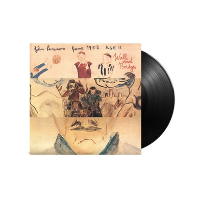 John Lennon Walls And Bridges LP (Vinyl)