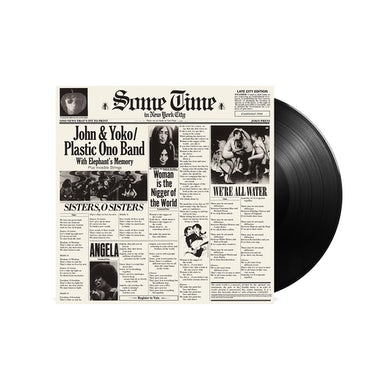John Lennon Some Time In New York City 2LP (Vinyl)