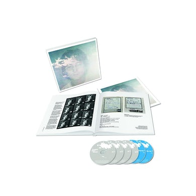 John Lennon Imagine (The Ultimate Collection) 4CD + 2Blu-Ray + Book