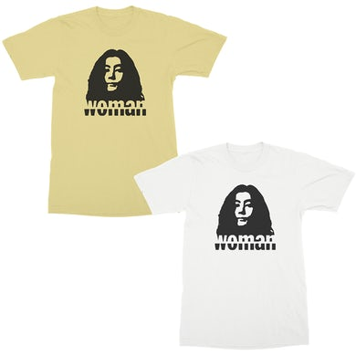 John Lennon Woman T-Shirt