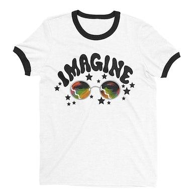 John Lennon Livin' For Today T-Shirt