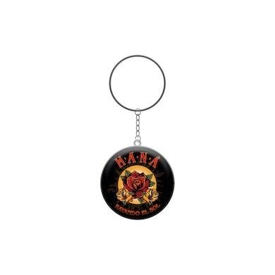 Rayando El Sol Keychain