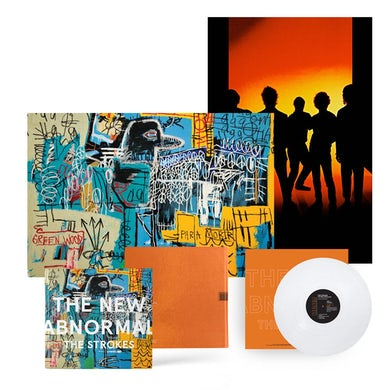The Strokes The New Abnormal Deluxe Photo Book