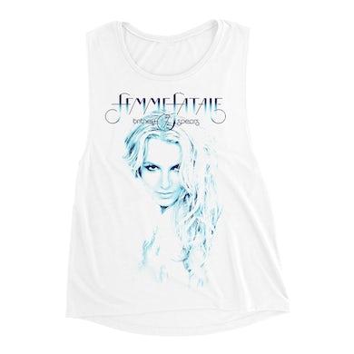 Britney Spears Femme Fatale Tank Top