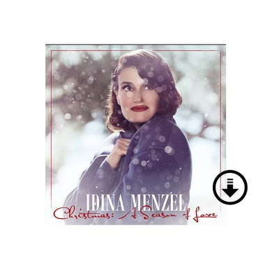 Idina Menzel Christmas: A Season Of Love - Digital Album