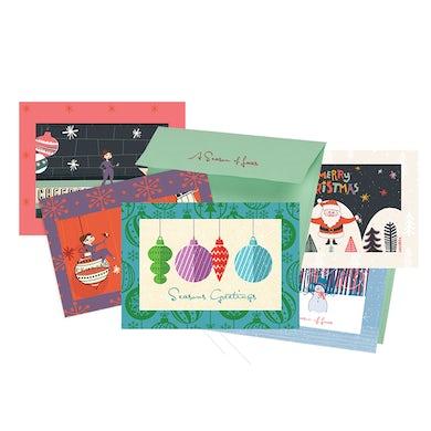 Idina Menzel Greeting Card Set