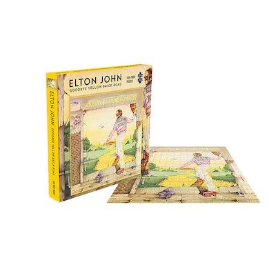 Elton John Goodbye Yellow Brick Road Puzzle
