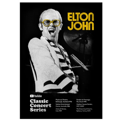 Classic Concert Series Poster