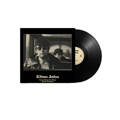"Elton John Come Down In Time (Jazz Version): Exclusive – 10"" Vinyl"