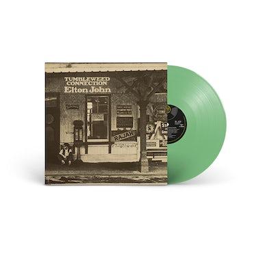 Elton John Tumbleweed Connection Exculsive Green Vinyl