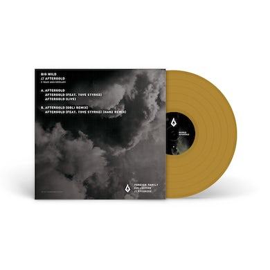 Aftergold (5 Year Anniversary) Special Edition Gold Vinyl