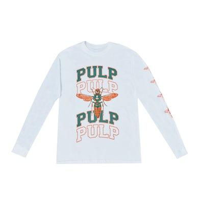 Ambre White Pulp Long Sleeve T-Shirt