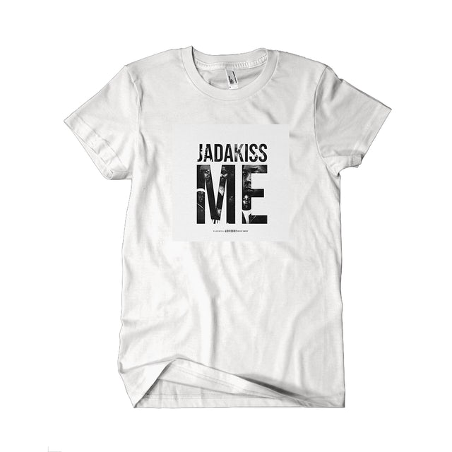 Square JADAKISS ME White T-Shirt