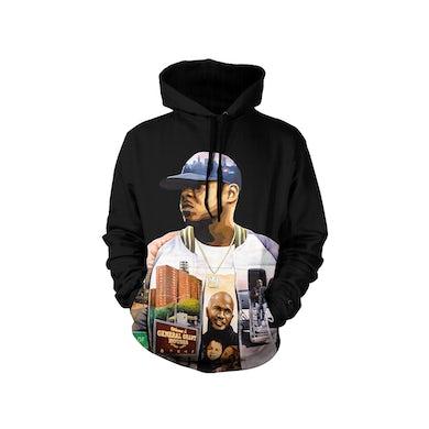 Jadakiss Album Art Black Hoodie