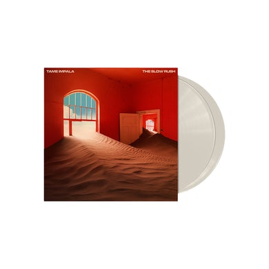 Tame Impala The Slow Rush (Exclusive Creamy White 2LP) (Vinyl)
