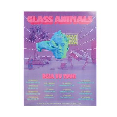 US Tour Poster