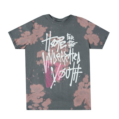 YUNGBLUD BLEACHED TEE