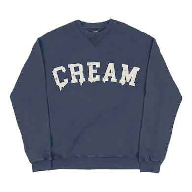 ICE CREAM MAN CREWNECK SWEATSHIRT