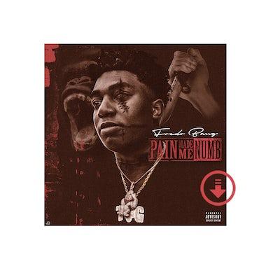 Fredo Bang Pain Made Me Numb Digital Album