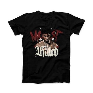 Fredo Bang Most Hated Photo T-Shirt