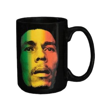 Bob Marley Gradient Face Mug