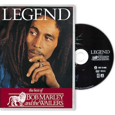 Bob Marley Legend - Sound + Vision Deluxe DVD