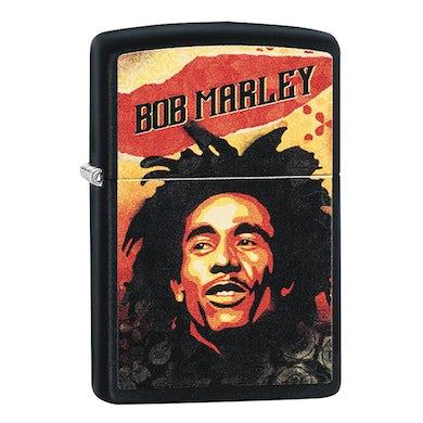 Black Matte Marley Zippo Lighter