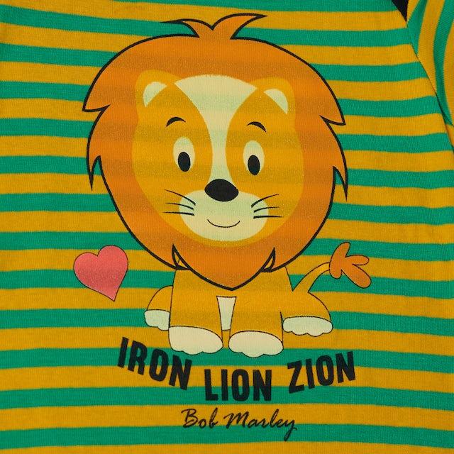 Bob Marley Iron Lion Zion Onesie