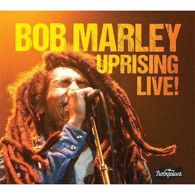 Bob Marley Uprising Live! DVD + 2CD