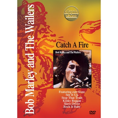 Bob Marley Catch a Fire DVD