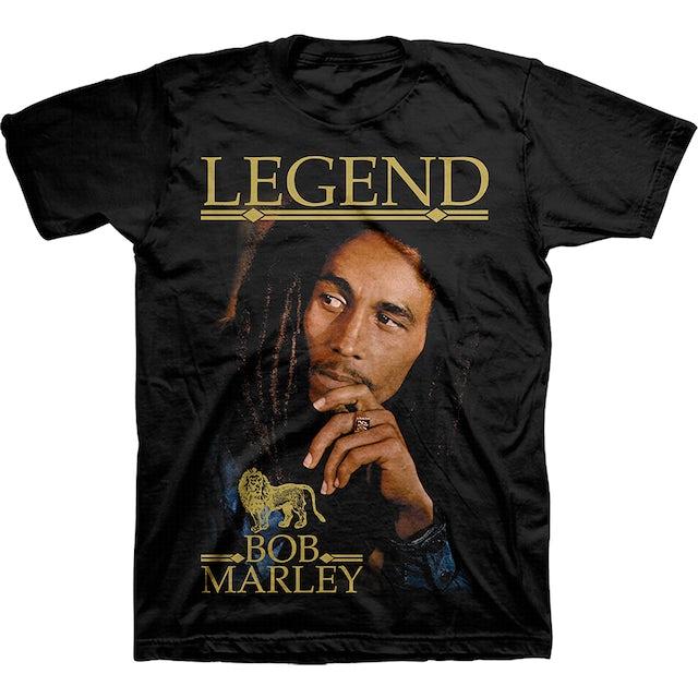 Bob Marley Legend Album Cover T-Shirt