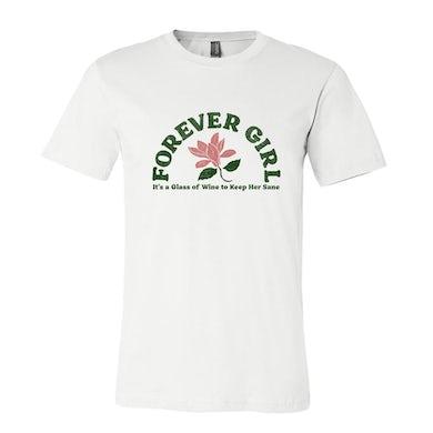 Jon Langston Forever Girl Magnolia T-shirt