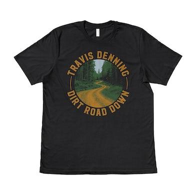Dirt Road Down T-Shirt