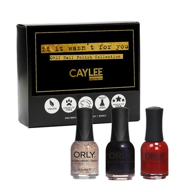 Caylee Hammack If It Wasn't For You Nail Polish Collection 2