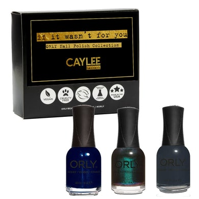 Caylee Hammack If It Wasn't For You Nail Polish Collection 3