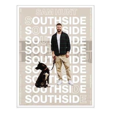 Sam Hunt Southside Poster