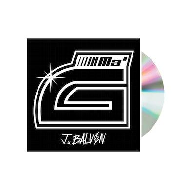 J Balvin Ma' G CD