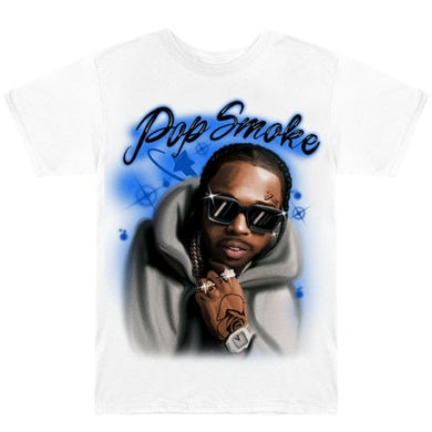 Pop Smoke HOMAGE T-SHIRT
