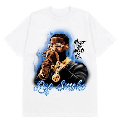 Pop Smoke MEET THE WOO 2 T-SHIRT II