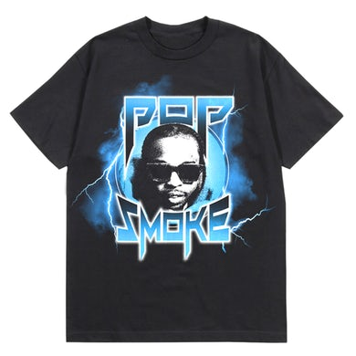 Pop Smoke THUNDER T-SHIRT