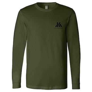 Kip Moore Logo L/S