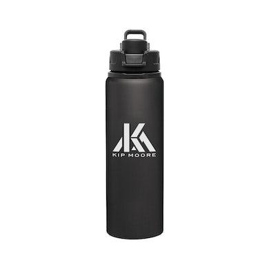 Kip Moore Logo Water Bottle