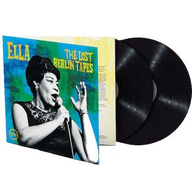 Ella Fitzgerald Ella: The Lost Berlin Tapes 2LP (Vinyl)