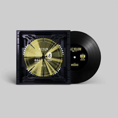 "PALE YELLOW 7"" (Vinyl)"
