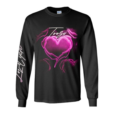 LOVE CYCLE LONGSLEEVE T-SHIRT