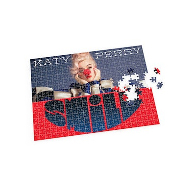 Katy Perry Smile Puzzle