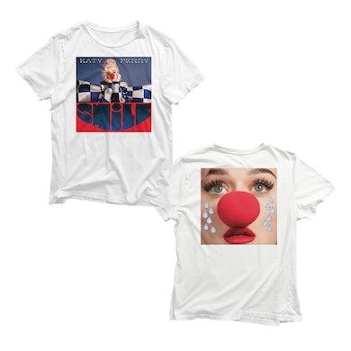 Katy Perry Smile T-Shirt (White)