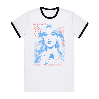 Katy Perry Now You See Me Ringer T-Shirt