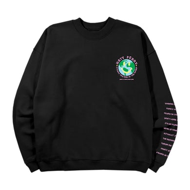 Katy Perry Not The End of The World Crewneck Sweatshirt